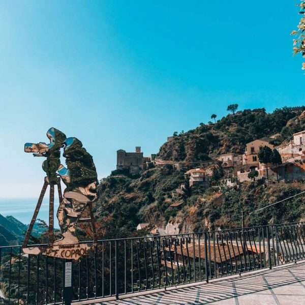 Sicilian town of Savoca
