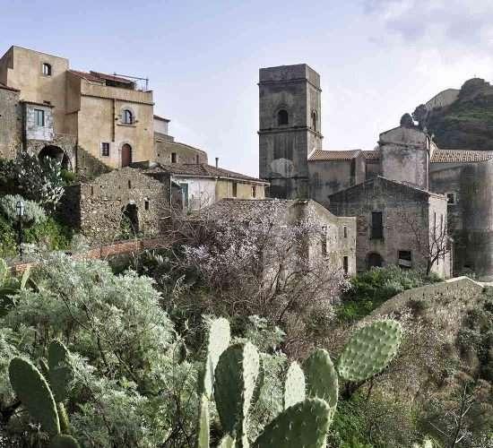 Savoca Sicily sicilian town