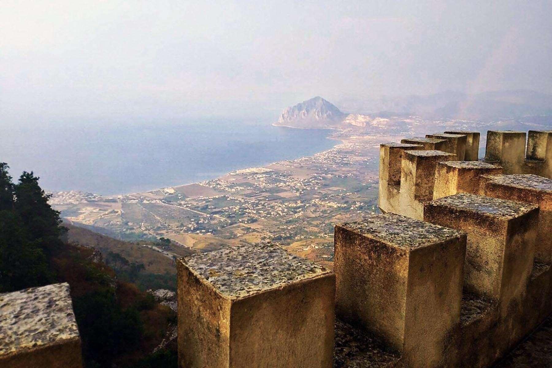 Western Sicily Venus Castle Erice