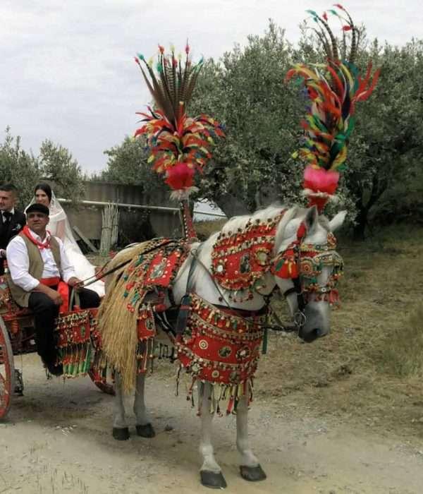 Sicilian cart