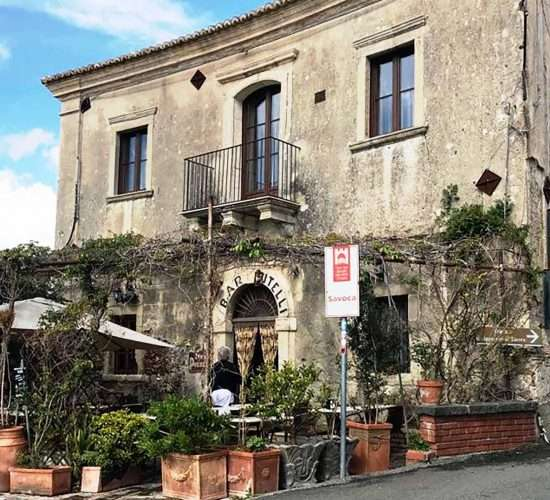 Godfather Sicily location