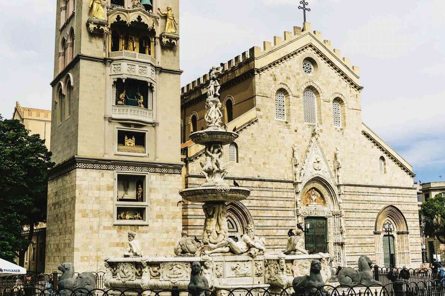messina attractions