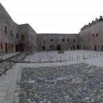 Milazzo Sicily castle