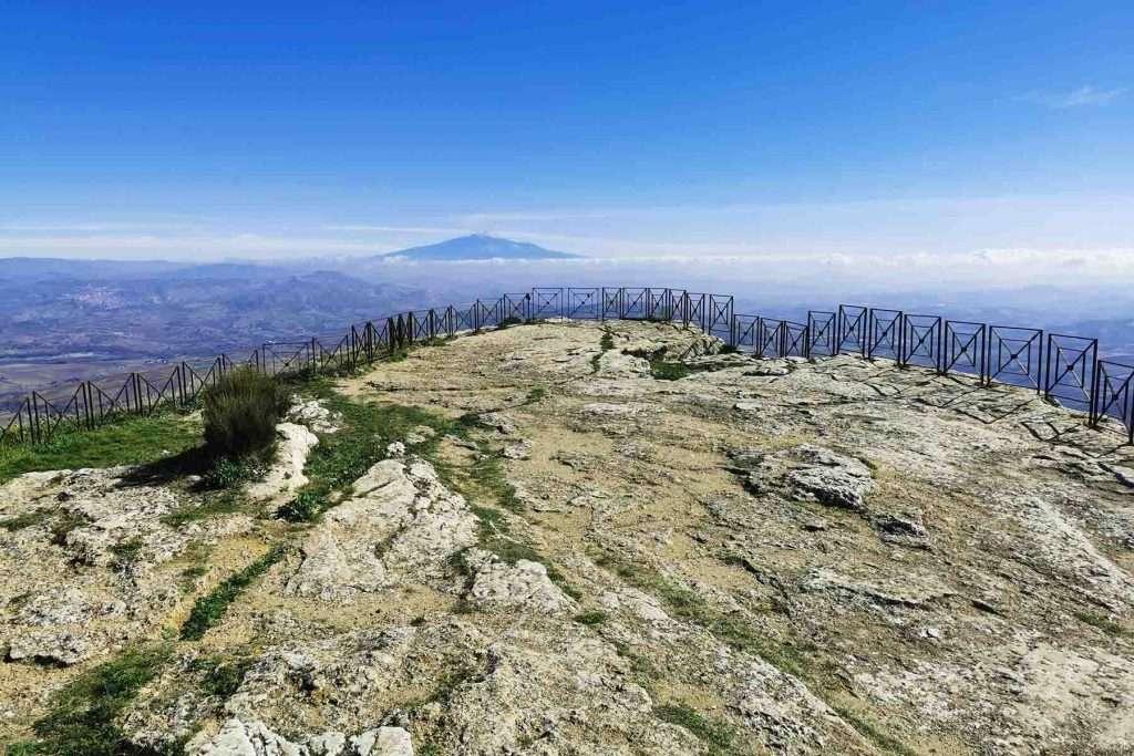 Sicily UNESCO sites Rocca di Cerere Global Geopark