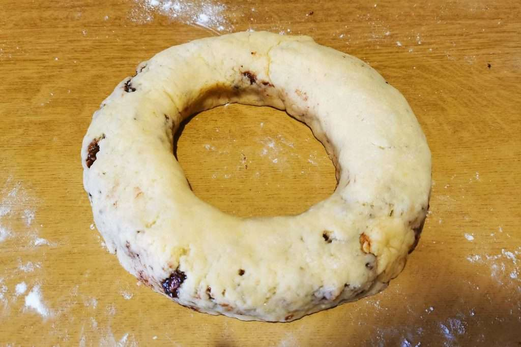 buccellati cookies ready to bake