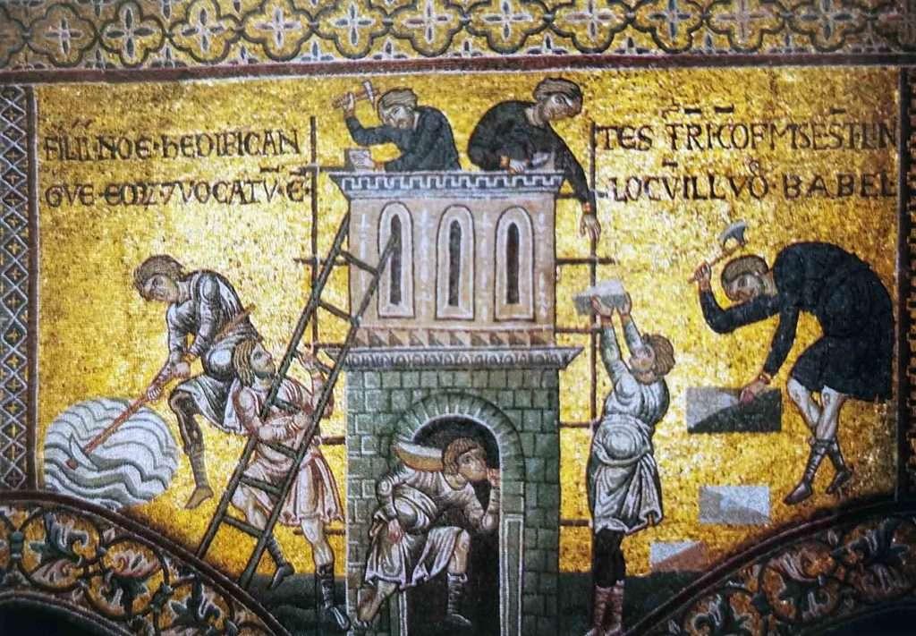 Monreale mosaics details
