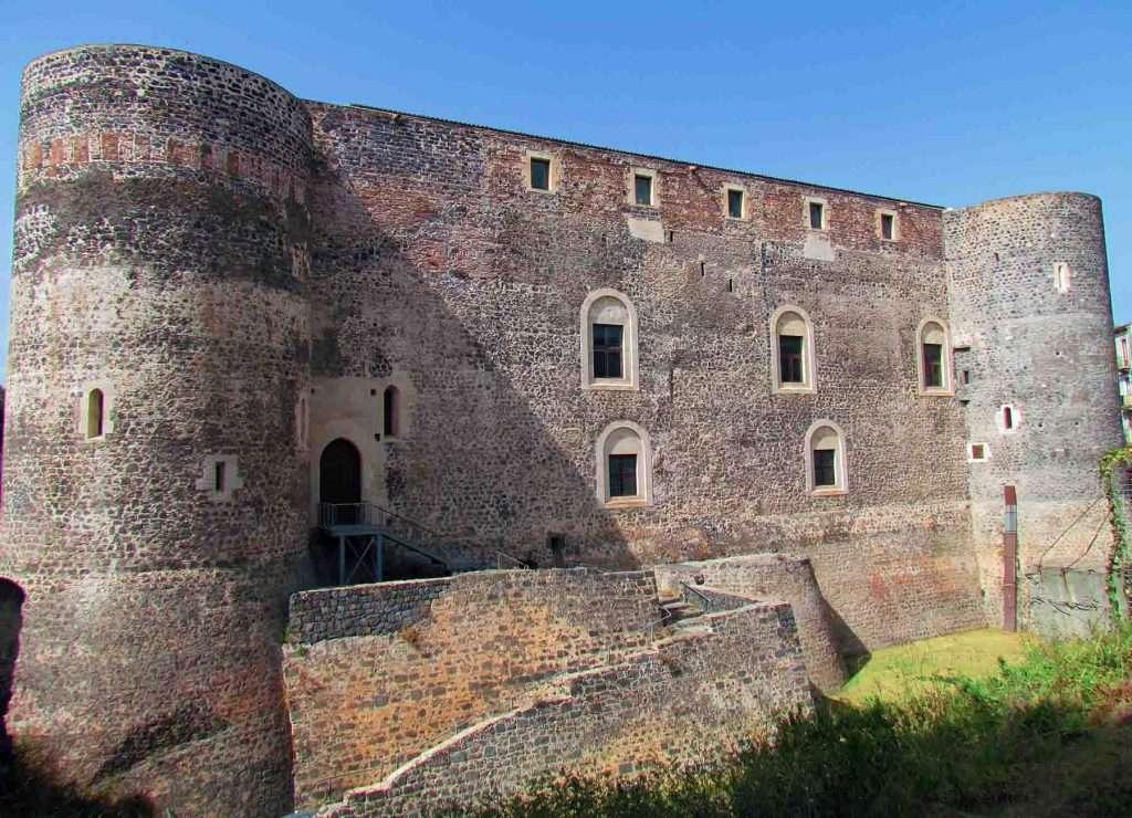 Castle Ursino Catania Sicily