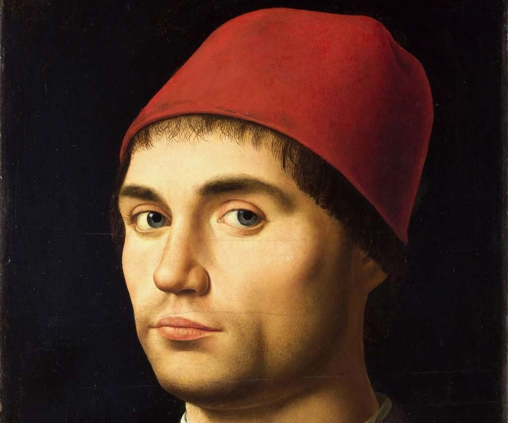 Antonello da Messina paintings