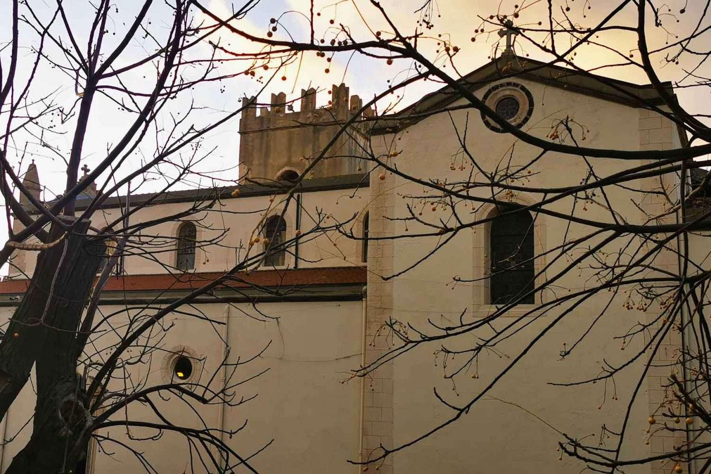 church of Castanea delle furie