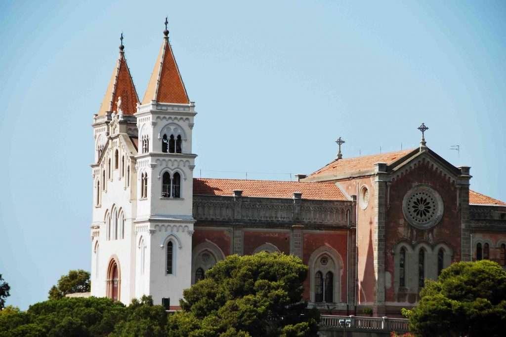 sicilian history sanctuary of Montalto in Messina