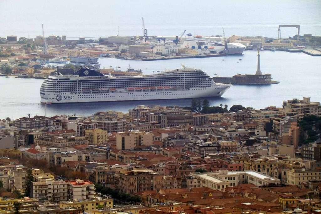 messina cruise port