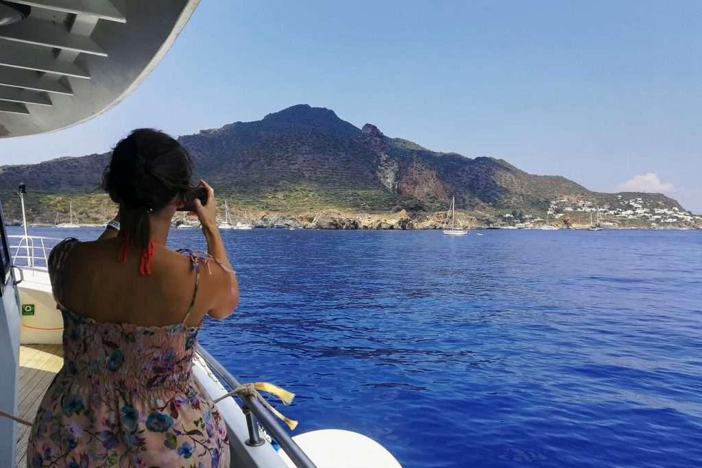 panarea island italy eolie tour